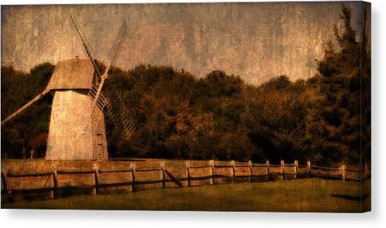 Cape Cod Windmill Canvas Print