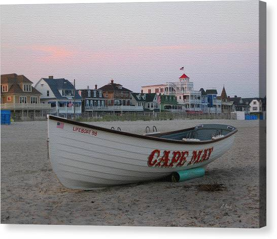 Cape May Remembered Canvas Print