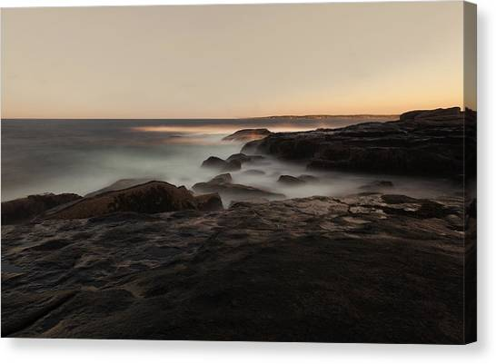 Cape Neddick Canvas Print