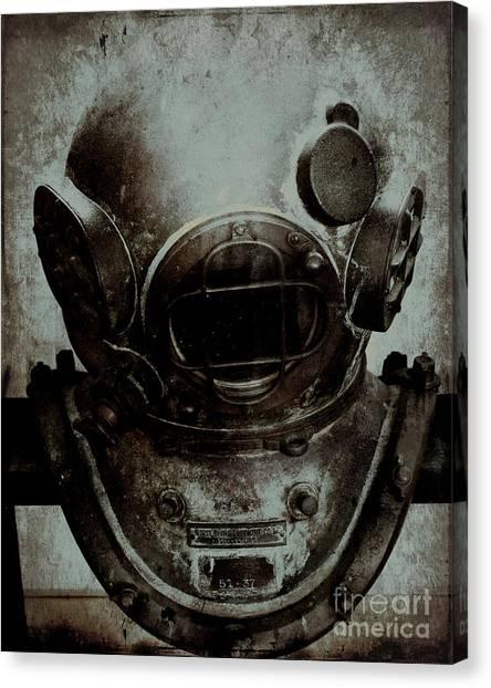 Captain Nemo Canvas Print by Sharon Kalstek-Coty