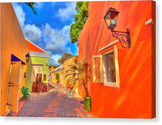 Caribbean Dream Canvas Print