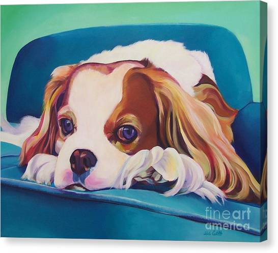 Carley Canvas Print