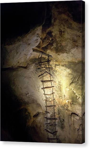 Carlsbad Caverns Canvas Print - Carlsbad Caverns by Jim West/science Photo Library
