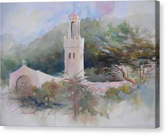 Carmelite Monastery  Canvas Print