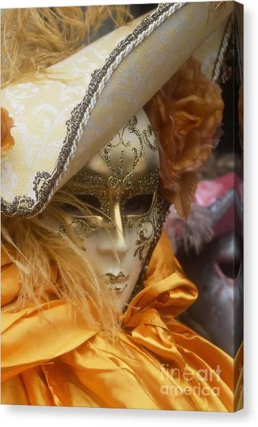 Carnevale Di Venezia 108 Canvas Print