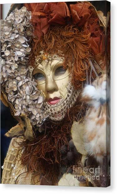 Carnevale Di Venezia 130 Canvas Print