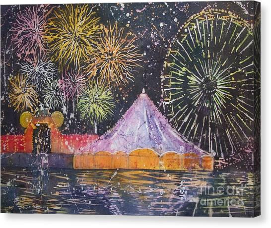 Carnival Magic Canvas Print