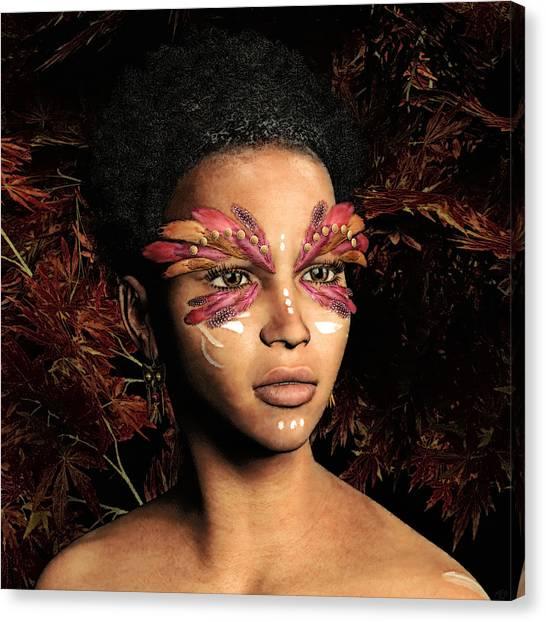 Carnivale Canvas Print