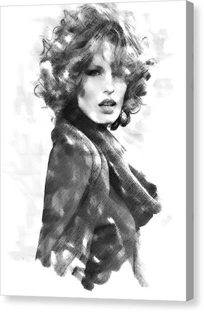 Caroline Winberg Canvas Print