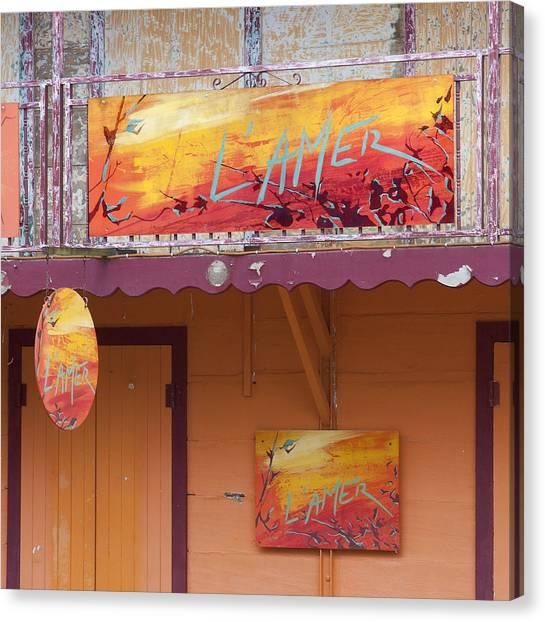 Carribbean Canvas Print - Carrib Lamer by Kurt Gustafson