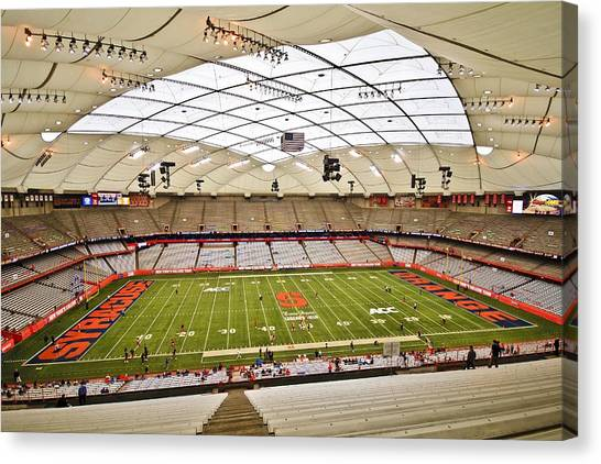 Carrier dome at syracuse university photograph by marisa for Plan and print syracuse