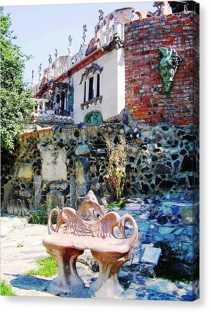 Casa Golovan Canvas Print
