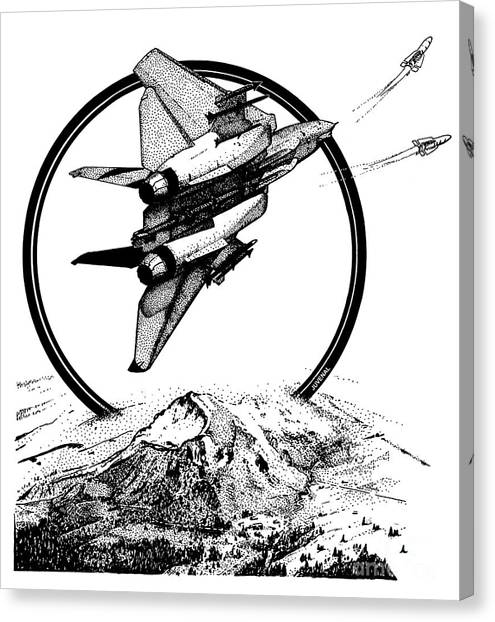 F 14 Tomcat Canvas Prints Page 6 Of 8