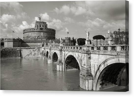 Castel Sant'angelo Canvas Print