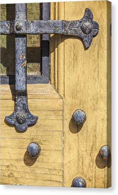 Castle Door IIi Canvas Print