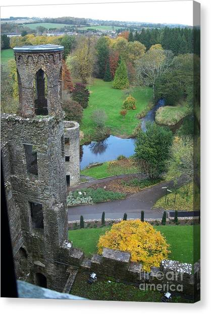 Castle Keep Canvas Print