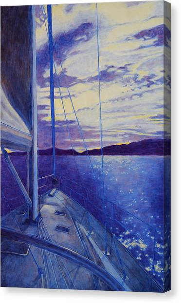 Catalina Canvas Print