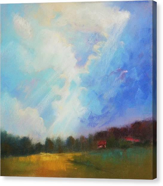 Catch The Light Canvas Print