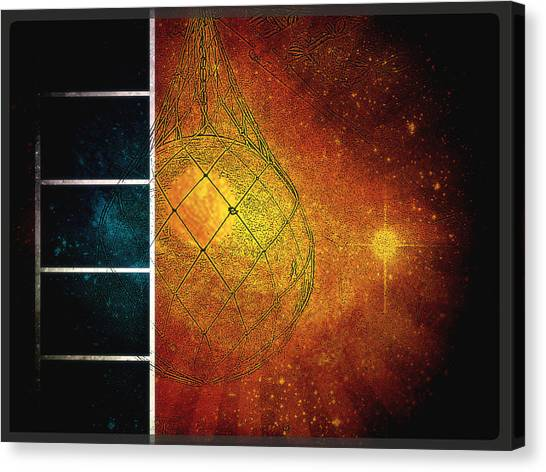 Catching Stars Canvas Print