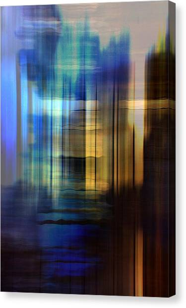 Cathedral 2 Canvas Print