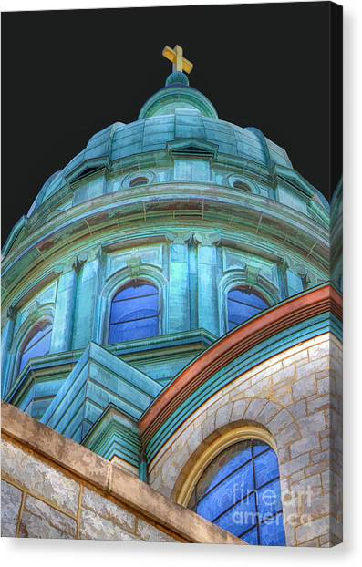 Cathedral Dome Canvas Print