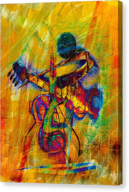 Yellow Guitar Canvas Prints (Page #4 of 38) | Fine Art America