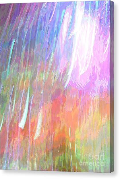 Celeritas 25 Canvas Print