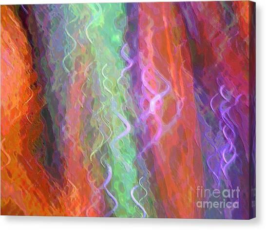 Celeritas 41 Canvas Print