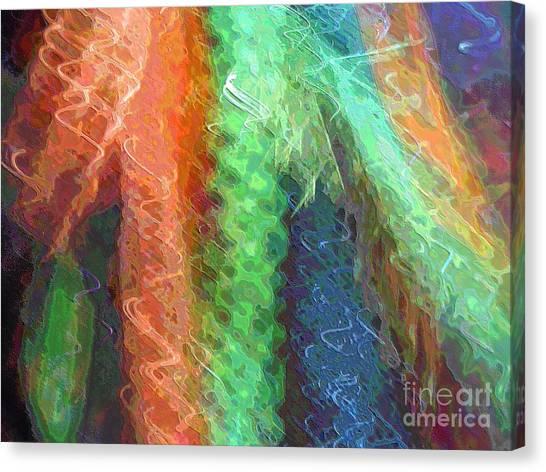Celeritas 42 Canvas Print