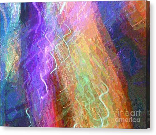Celeritas 43 Canvas Print