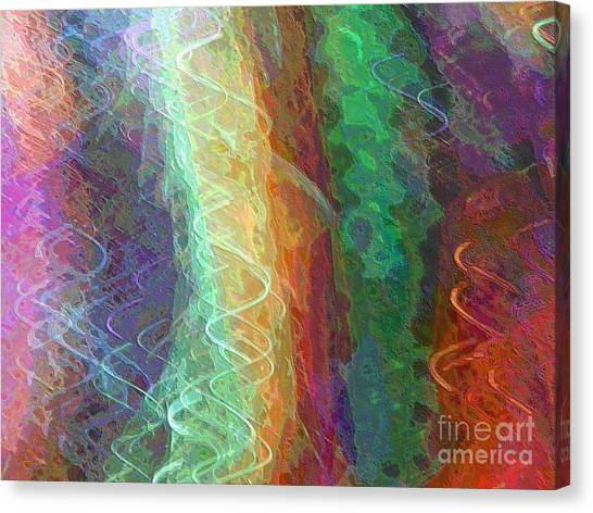 Celeritas 44 Canvas Print