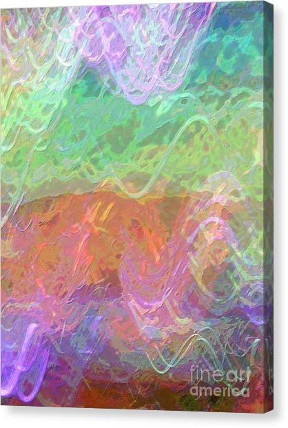Celeritas 48 Canvas Print