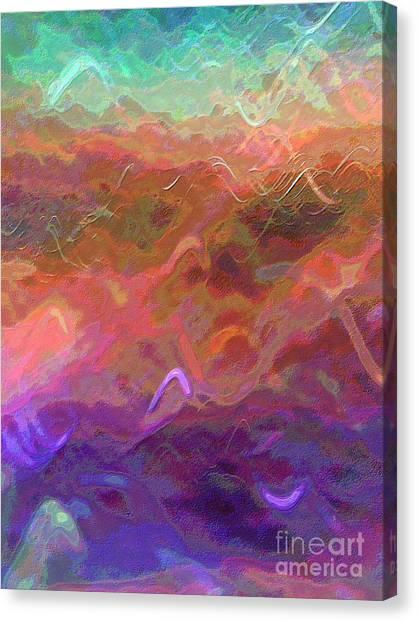 Celeritas 54 Canvas Print
