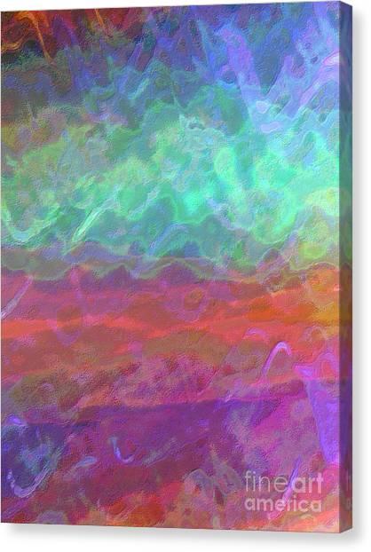 Celeritas 55 Canvas Print