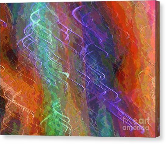 Celeritas 56 Canvas Print