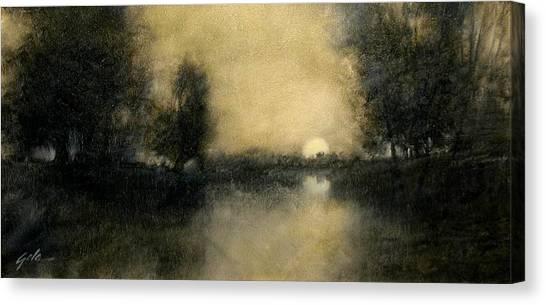 Canvas Print - Celestial Place #1 by Jim Gola