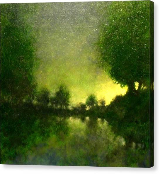 Canvas Print - Celestial Place #4 by Jim Gola