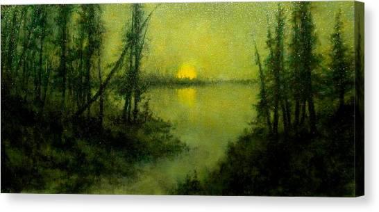 Canvas Print - Celestial Place #5 by Jim Gola