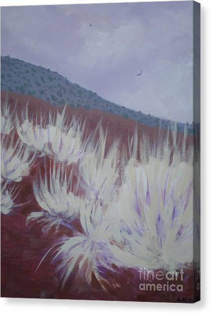 Central Oregon Contrasts Canvas Print
