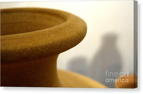 Ceramics Mood Canvas Print