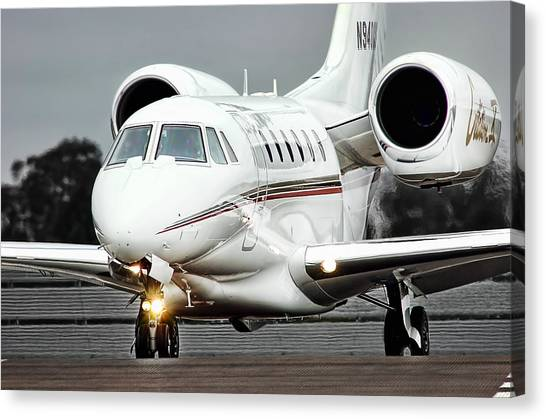 Cessna Citation X Canvas Print