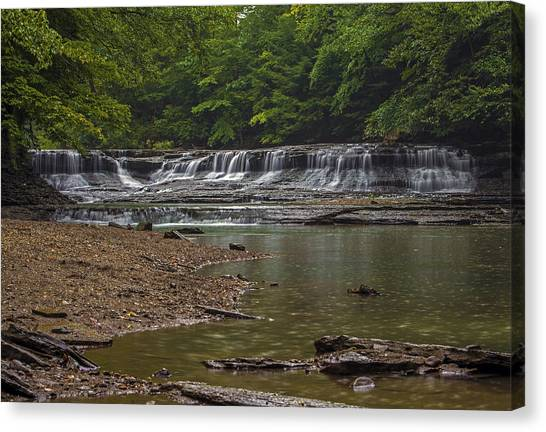 Chagrin Reservation Canvas Print