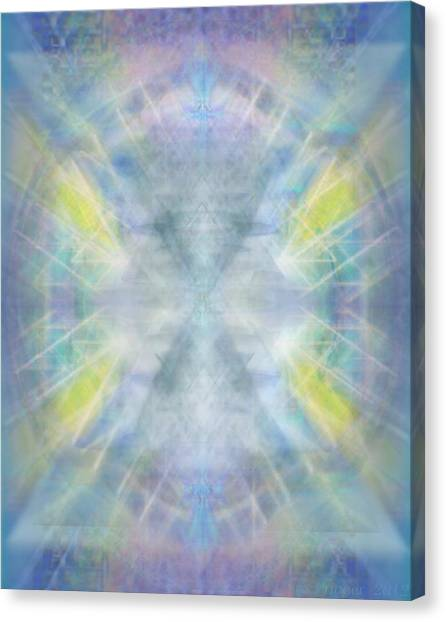 Chalice For Re-membering Canvas Print