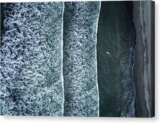 Desolation Canvas Print - Challenger by Takane Sakai