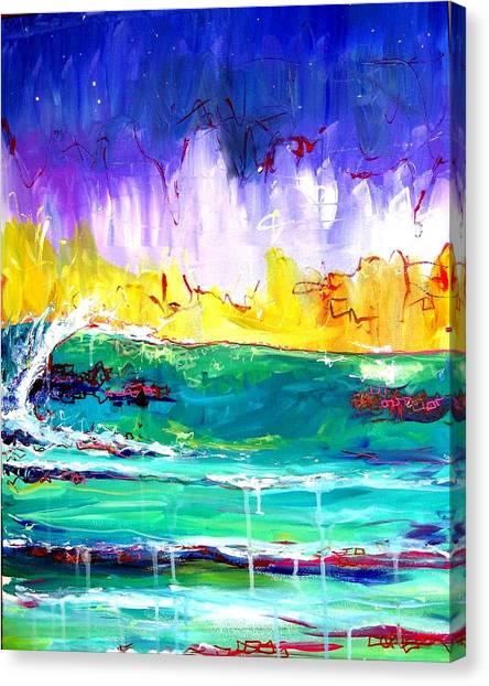 Challenges Canvas Print by Dawn Gray Moraga