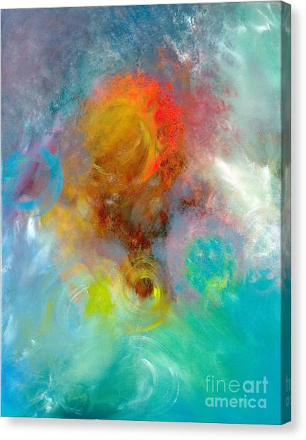 Changing Weather Canvas Print