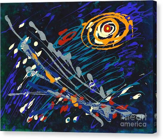 Chaosa Canvas Print