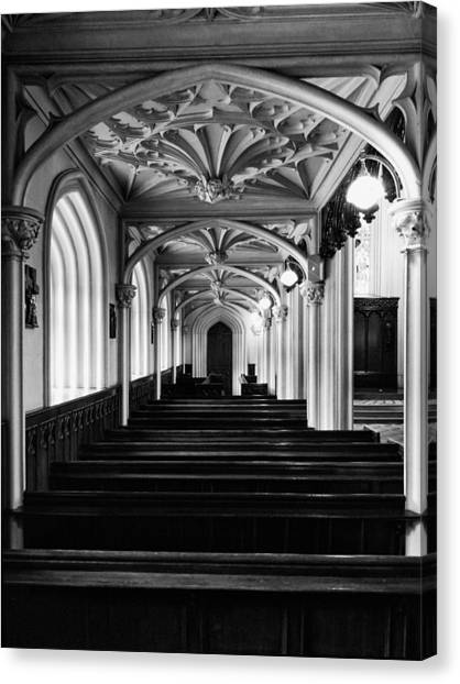 Chapel Royal In Dublin Castle Canvas Print