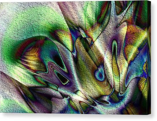 Charisma Canvas Print