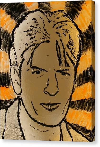 Charlie Sheen Canvas Print